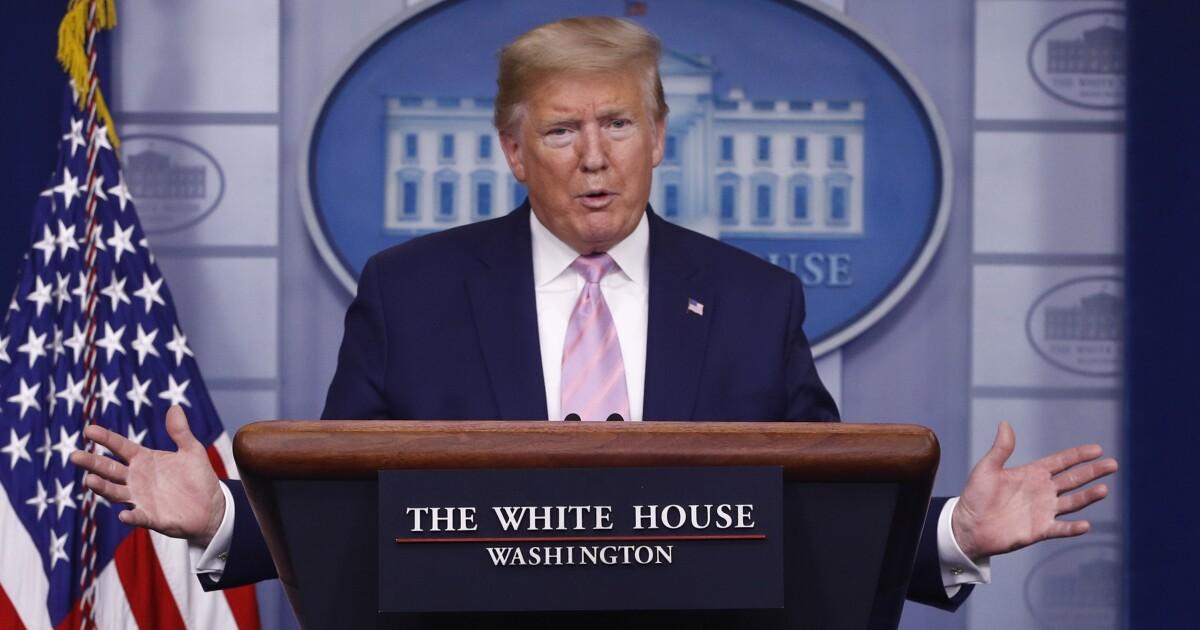 New spy watchdog named as Trump criticizes predecessor and Ukraine whistleblower