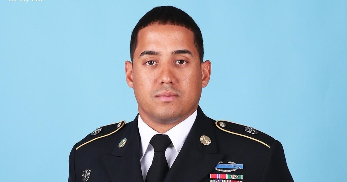 Green Berets killed in Afghanistan identified as master