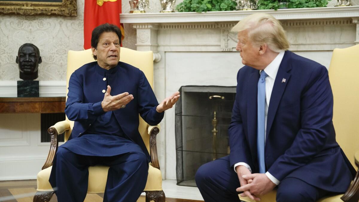 Pakistan's Kashmir hypocrisy
