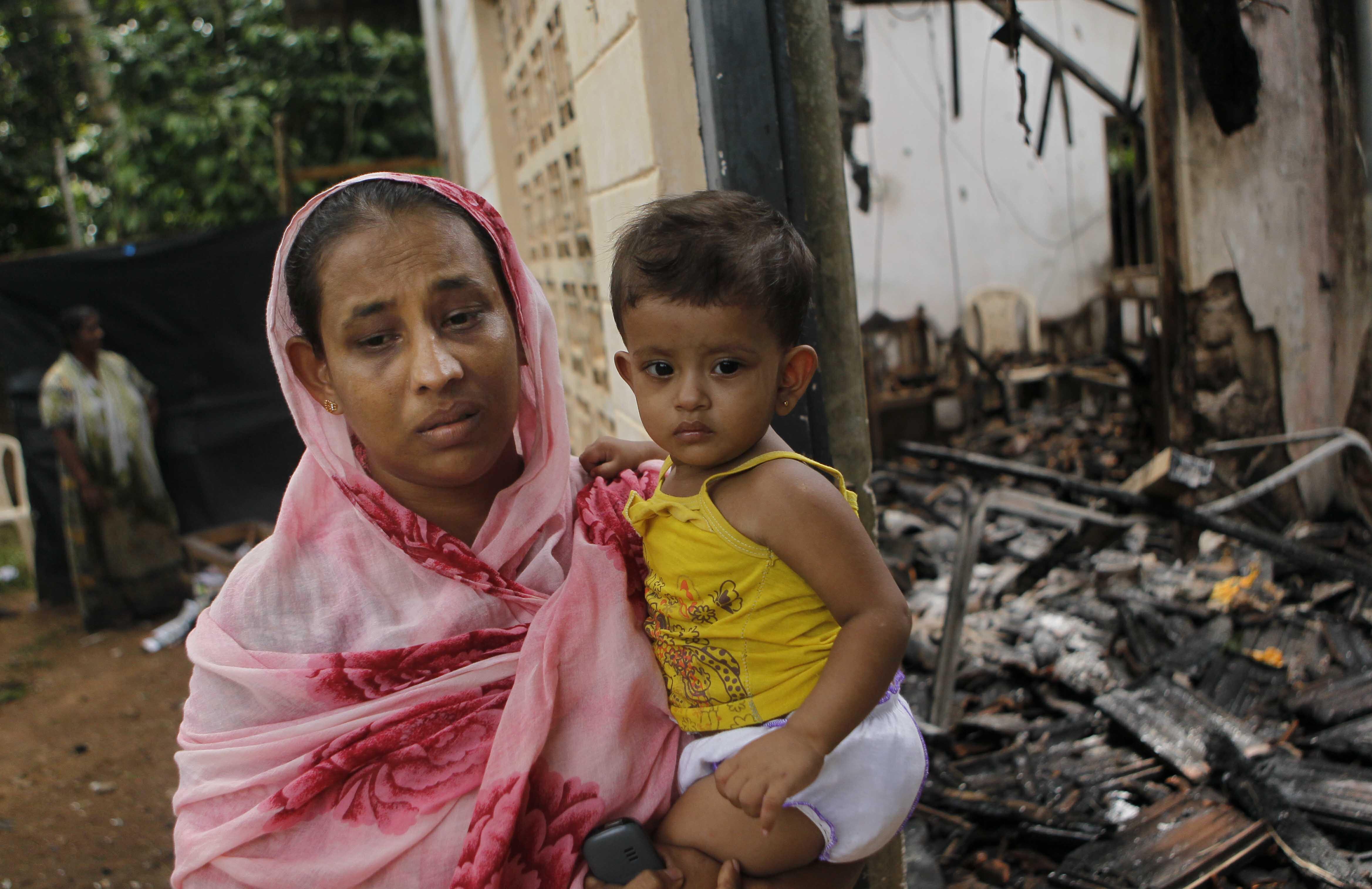 Sri Lanka Violence