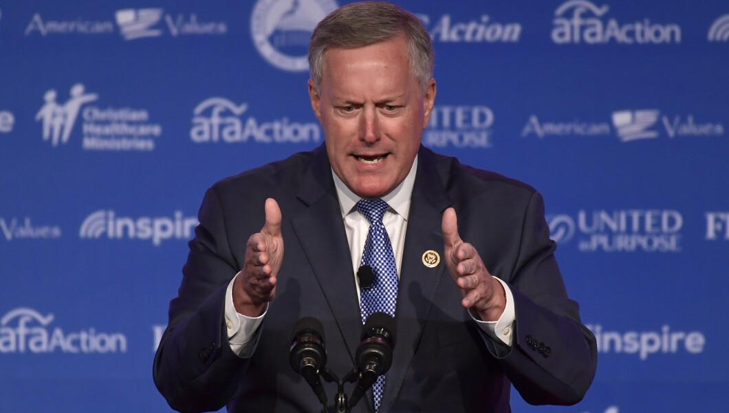 Mark Meadows:在Jeff Sessions的指导下,DOJ透明度,Rod Rosenstein和奥巴马一样糟糕