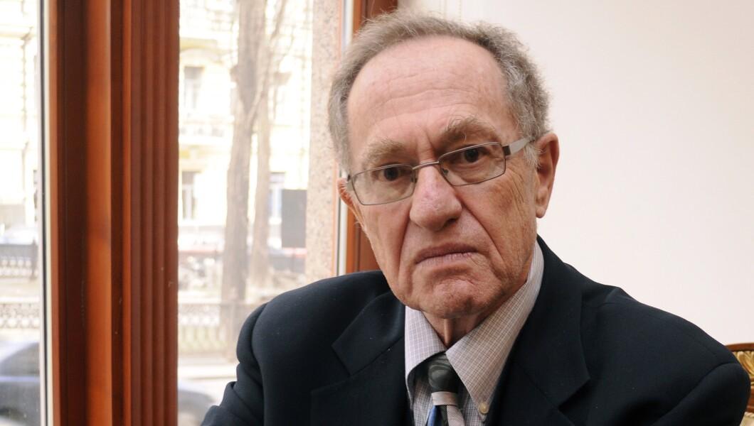 Image result for Alan Dershowitz