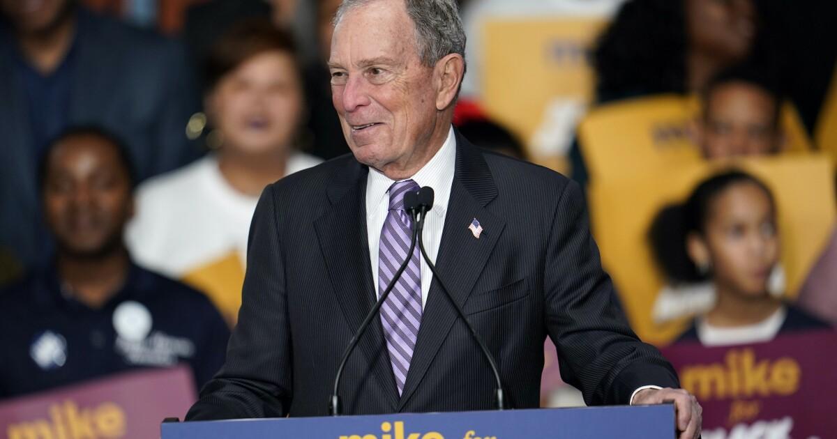 Bloomberg rise reveals Democrats' rank hypocrisy