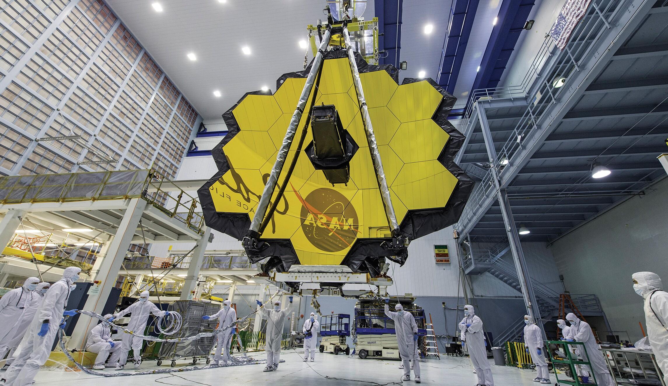 Image result for webb telescope