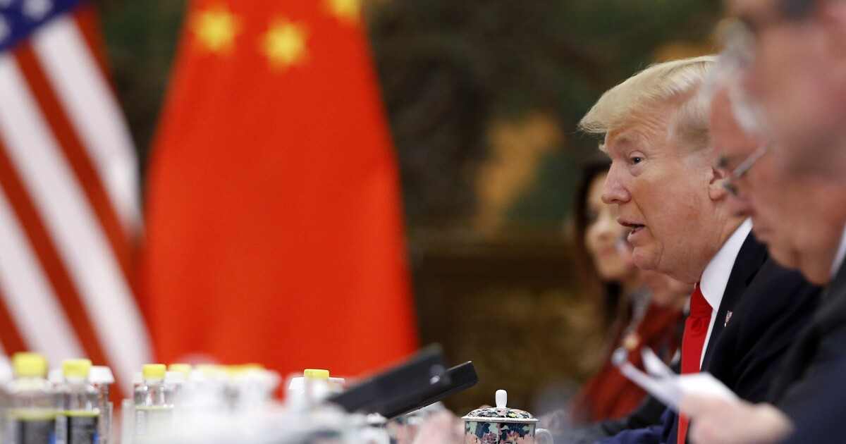 China disputes it ever agreed to US demands in trade deal