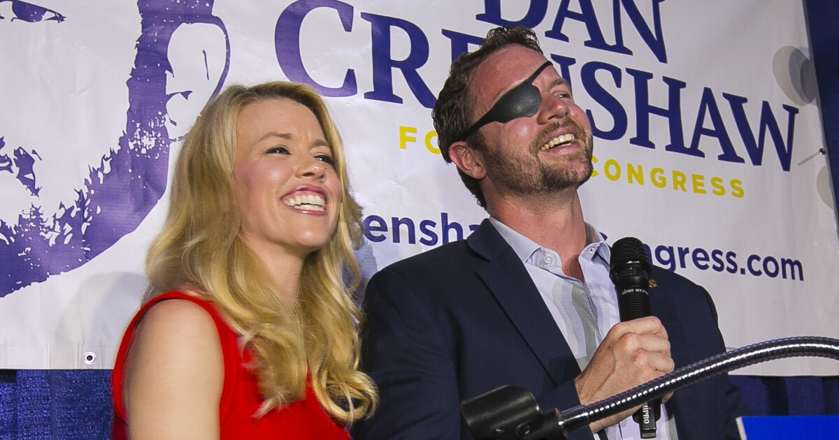 After 'SNL' joke, former Navy SEAL Dan Crenshaw says 'stop looking for reasons to be offended'