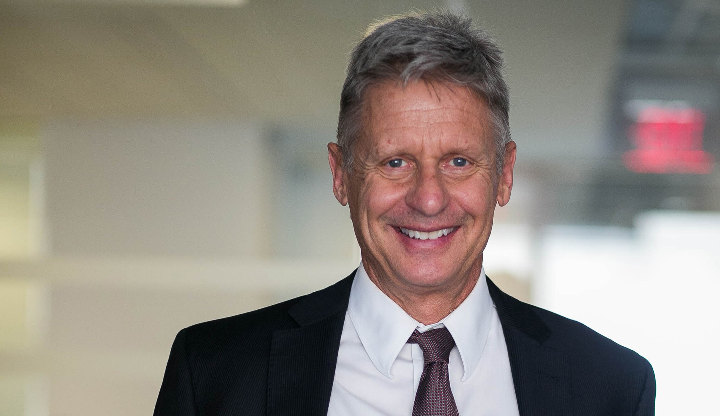 The 65-year old son of father (?) and mother(?) Gary Johnson in 2018 photo. Gary Johnson earned a  million dollar salary - leaving the net worth at  million in 2018