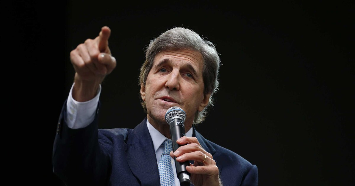 Trump: Iran is getting 'VERY BAD advice' from John Kerry
