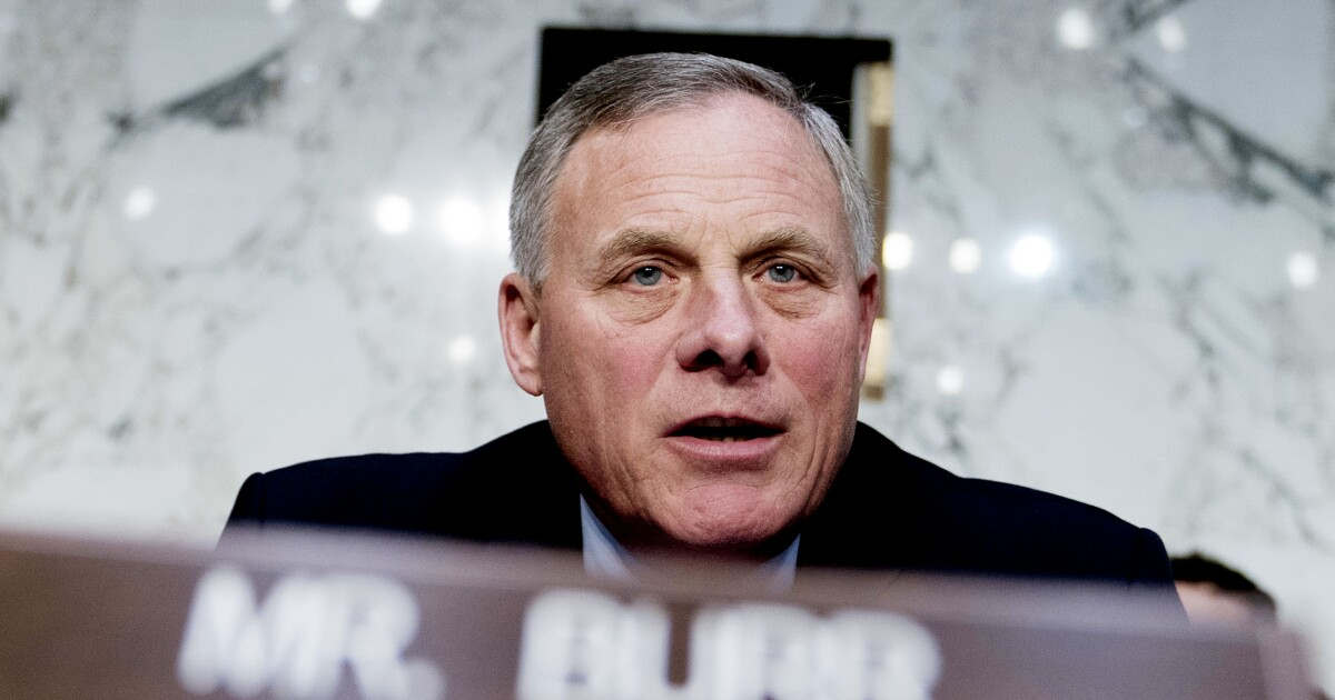 Richard Burr reveals Senate Intel has referred testimonies to special counsel Robert Mueller