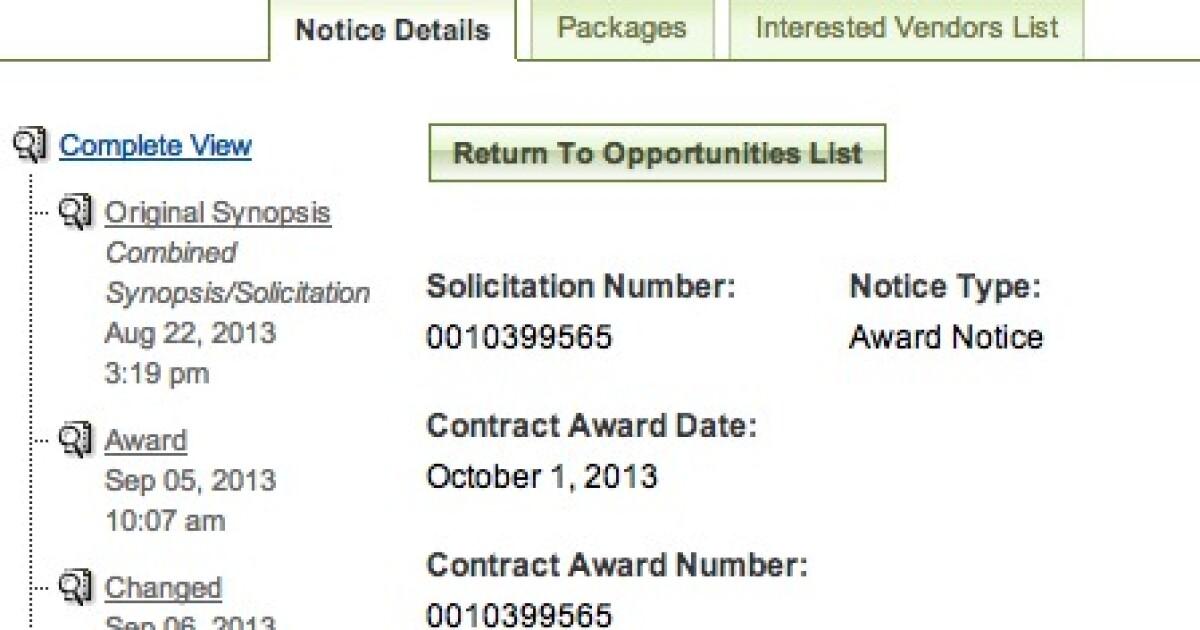 Despite Gov't Shutdown, Army Awards $2,163 Contract for 'Massage Chair'
