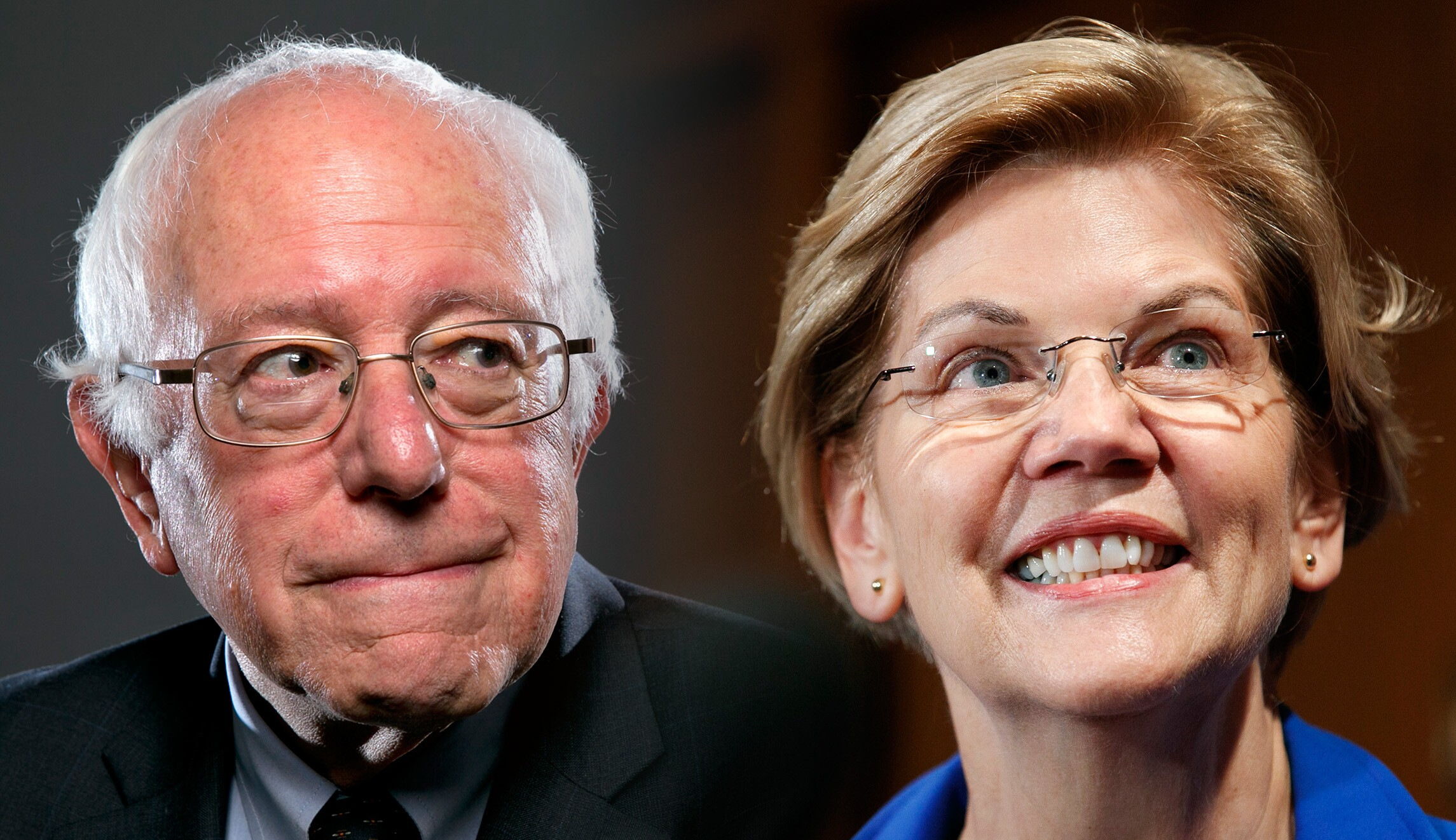 Sanders, Warren to showcase liberal messages in battle to secure place in South Carolina