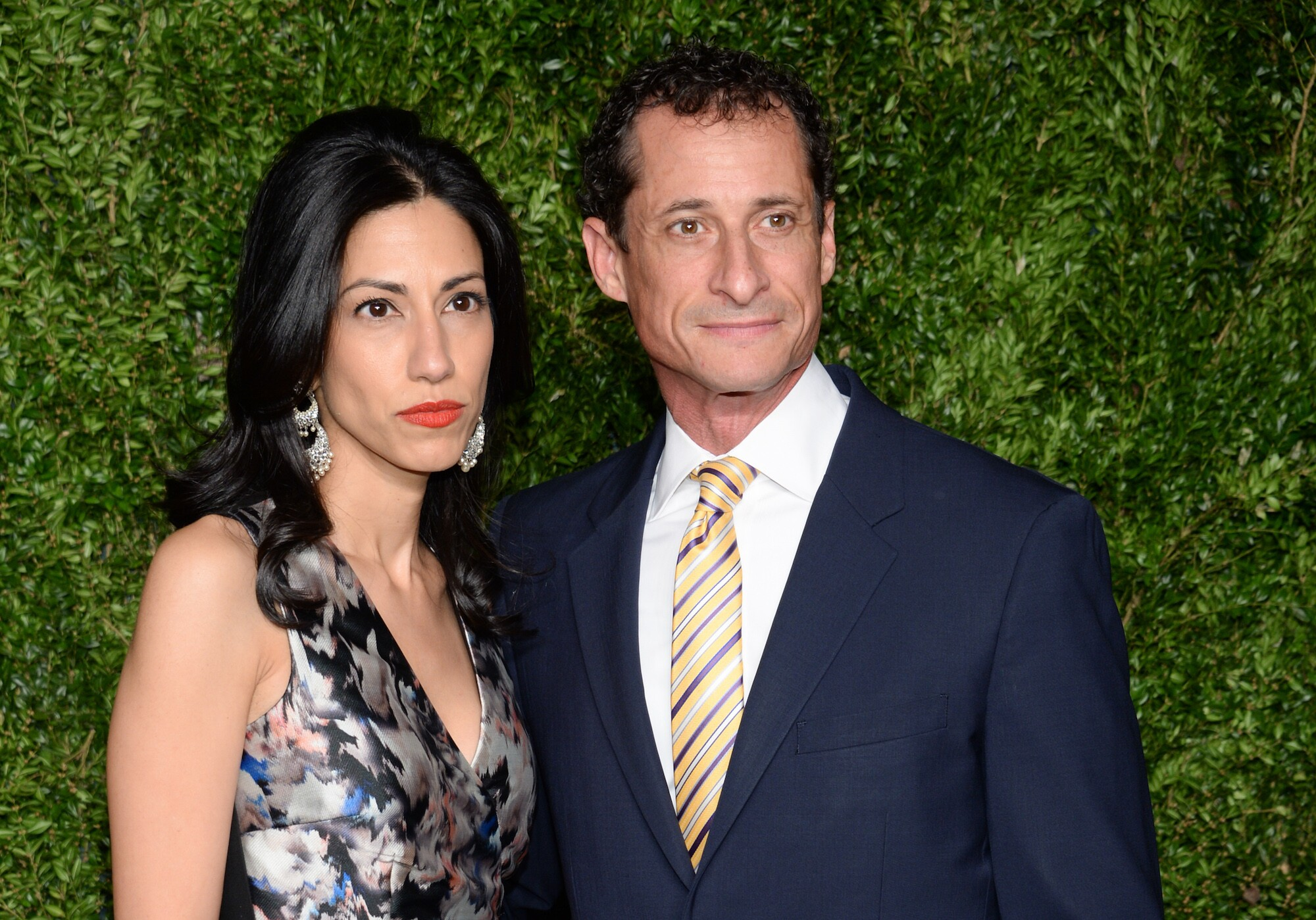 Huma Abedin Files For Divorce As Anthony Weiner Pleads