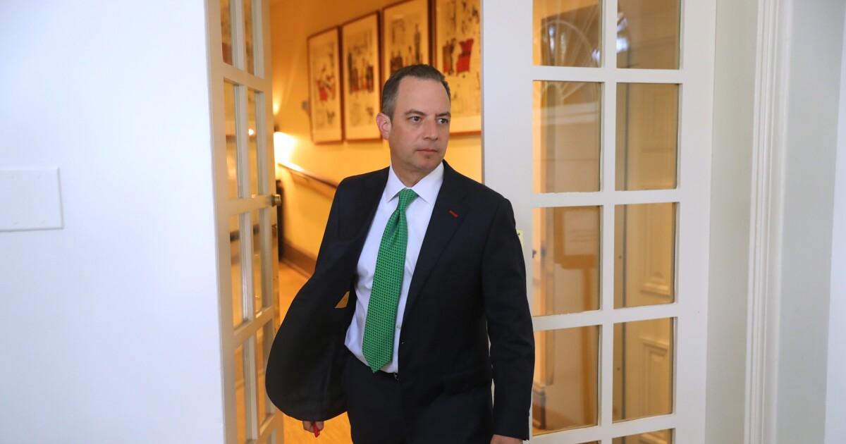 Scaramucci: Hiring Reince Priebus was Trump's biggest mistake