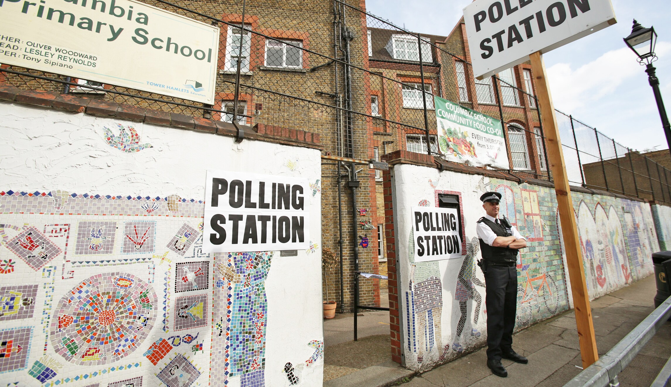 Voter fraud is a real thing, even in Britain
