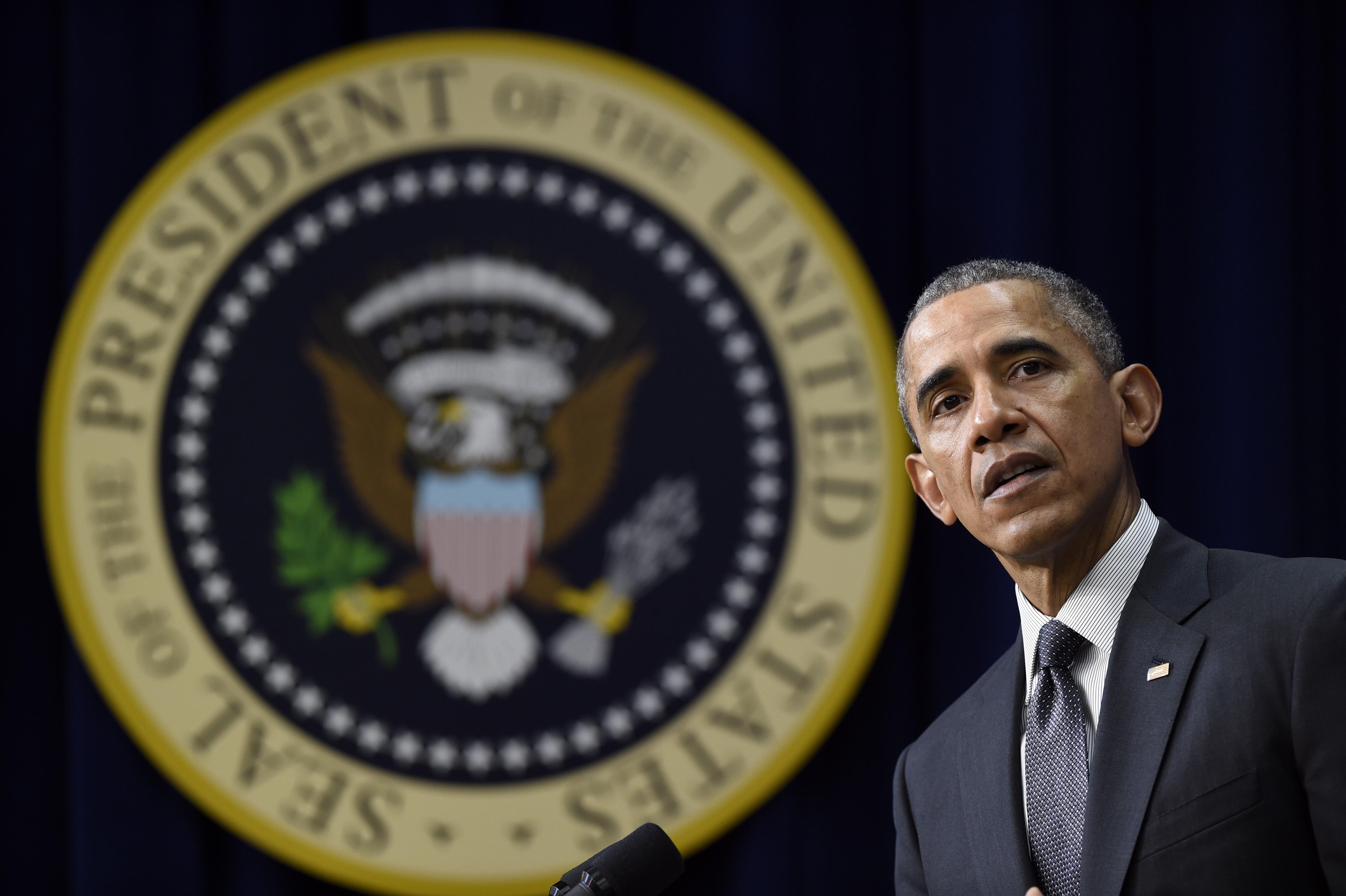 Obama: 'Prejudice and discrimination helps' the Islamic State