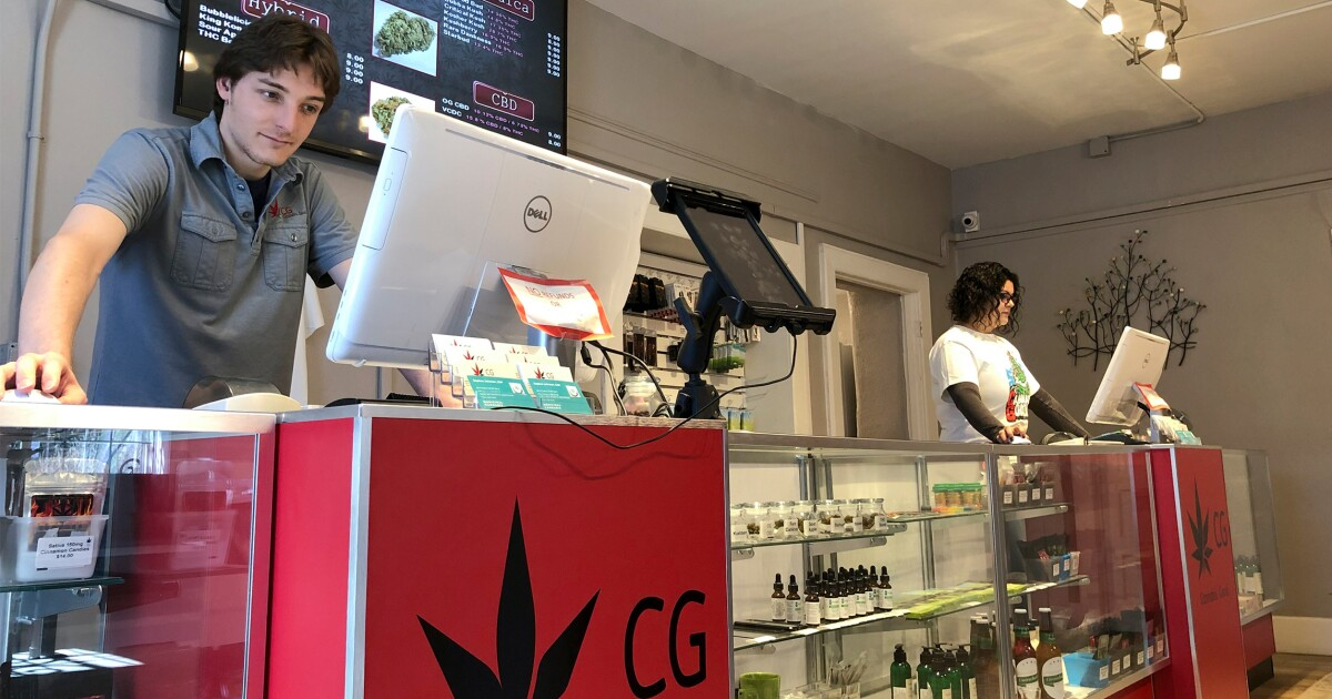 Goodbye to marijuana drug testing at work?