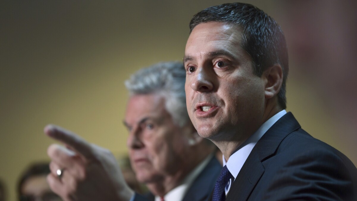 Devin Nunes expects DOJ inspector general to find Carter Page FISA warrants illegally obtained