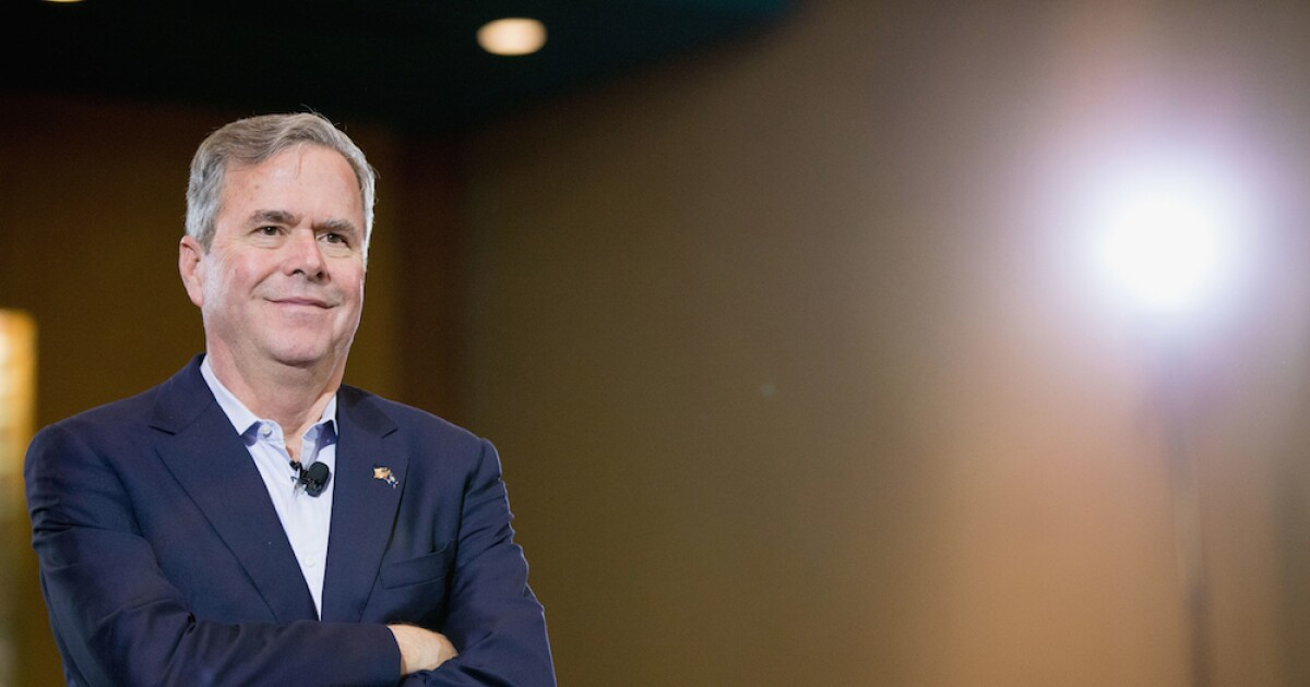 Jeb Bush joins the push for 'Freshman Year for Free'