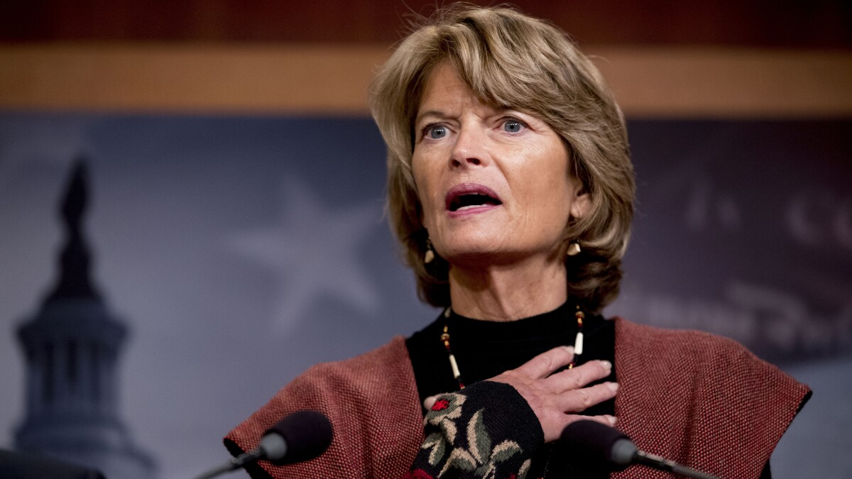 New Senate climate caucus will boast top Energy panel Republican