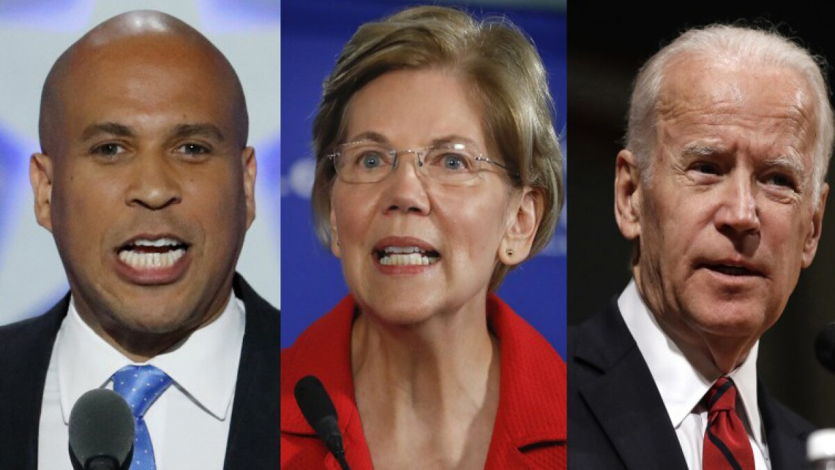 Democrats love school choice, except when they're running for president