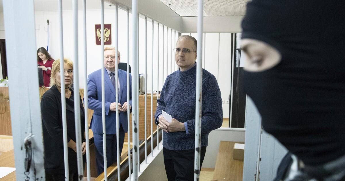 Paul Whelan: Mike Pompeo must warn the Russian ambassador
