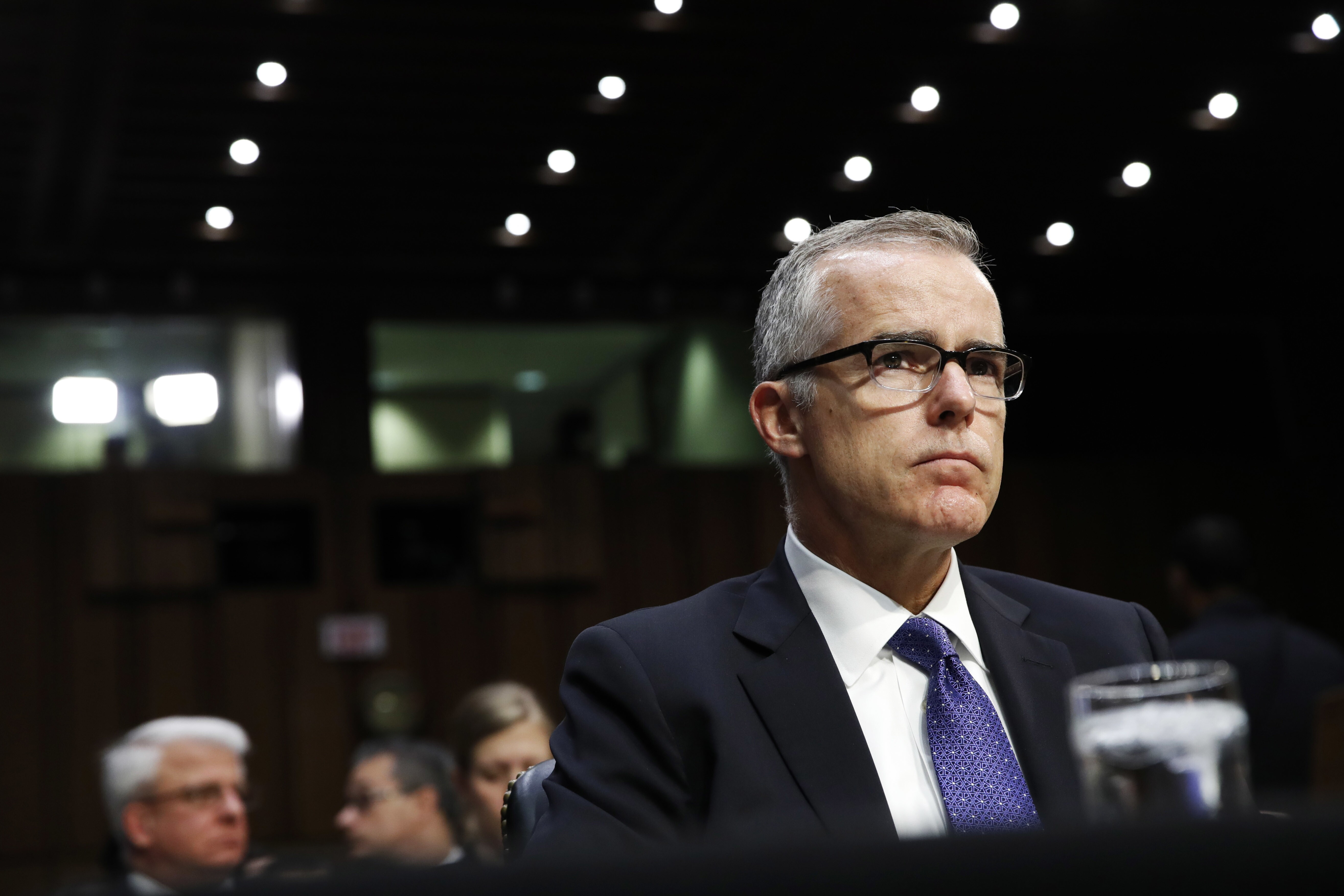 Inspector general: Fired FBI Deputy Director Andrew McCabe 'lacked