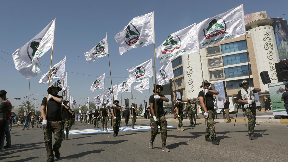 Reining in Iraq's militias will take more than an executive order
