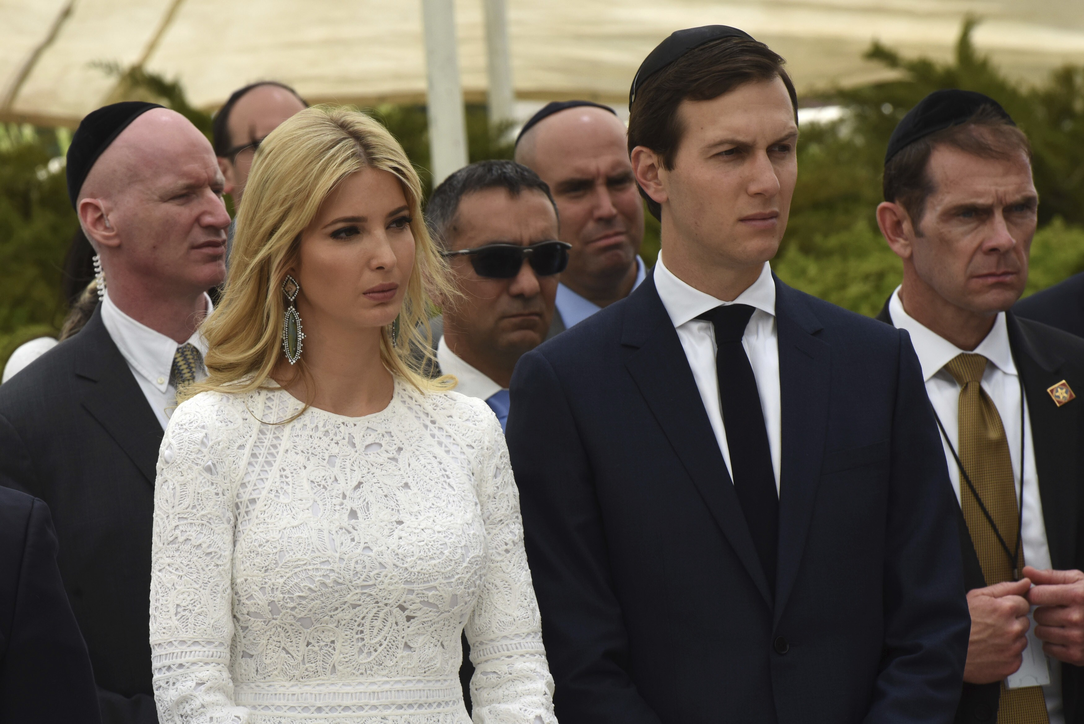 White House Explains Why Jared Kushner And Ivanka Trump Did Not Attend Rose Garden Announcement