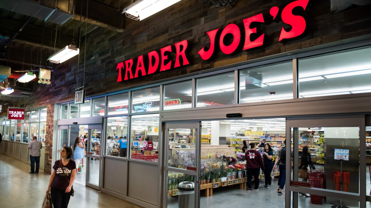 Trader Joe's removes pictures of circus elephants from packaging to appease PETA