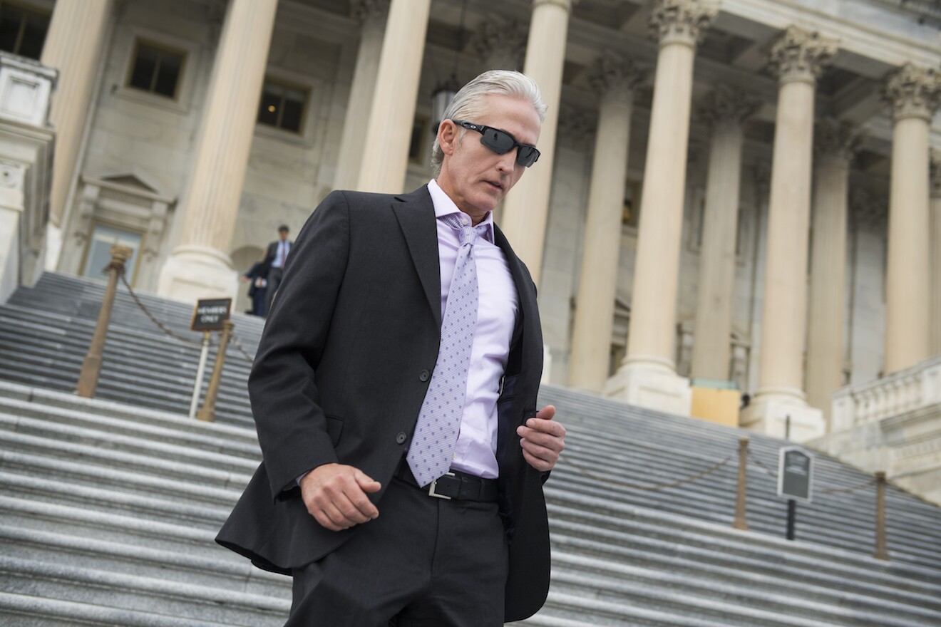 Trey Gowdy Announces He Will Not Seek Re-Election