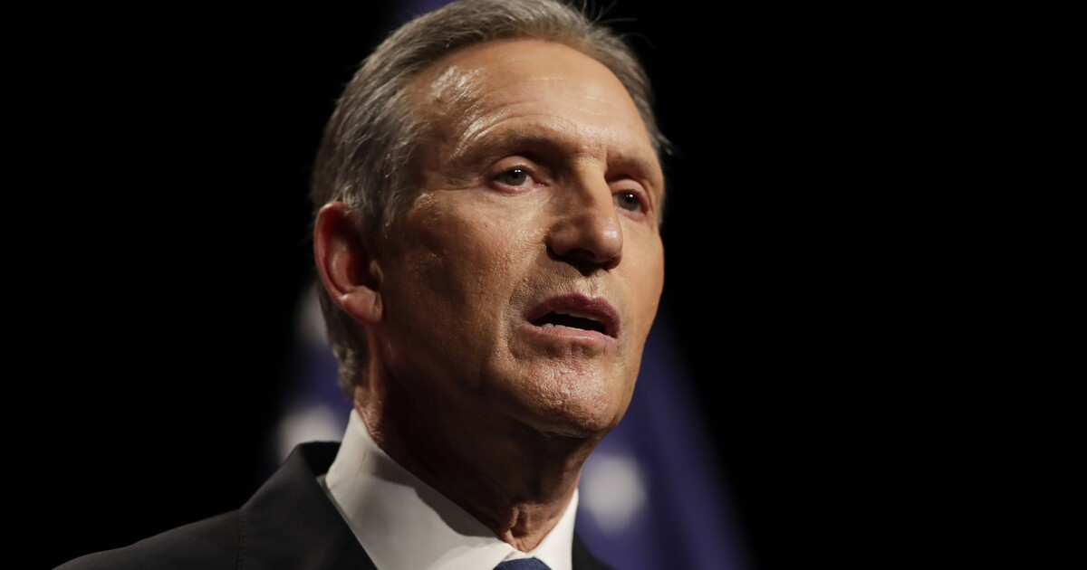 Howard Schultz sued by contractor injured installing curtains in private gym in Hamptons home