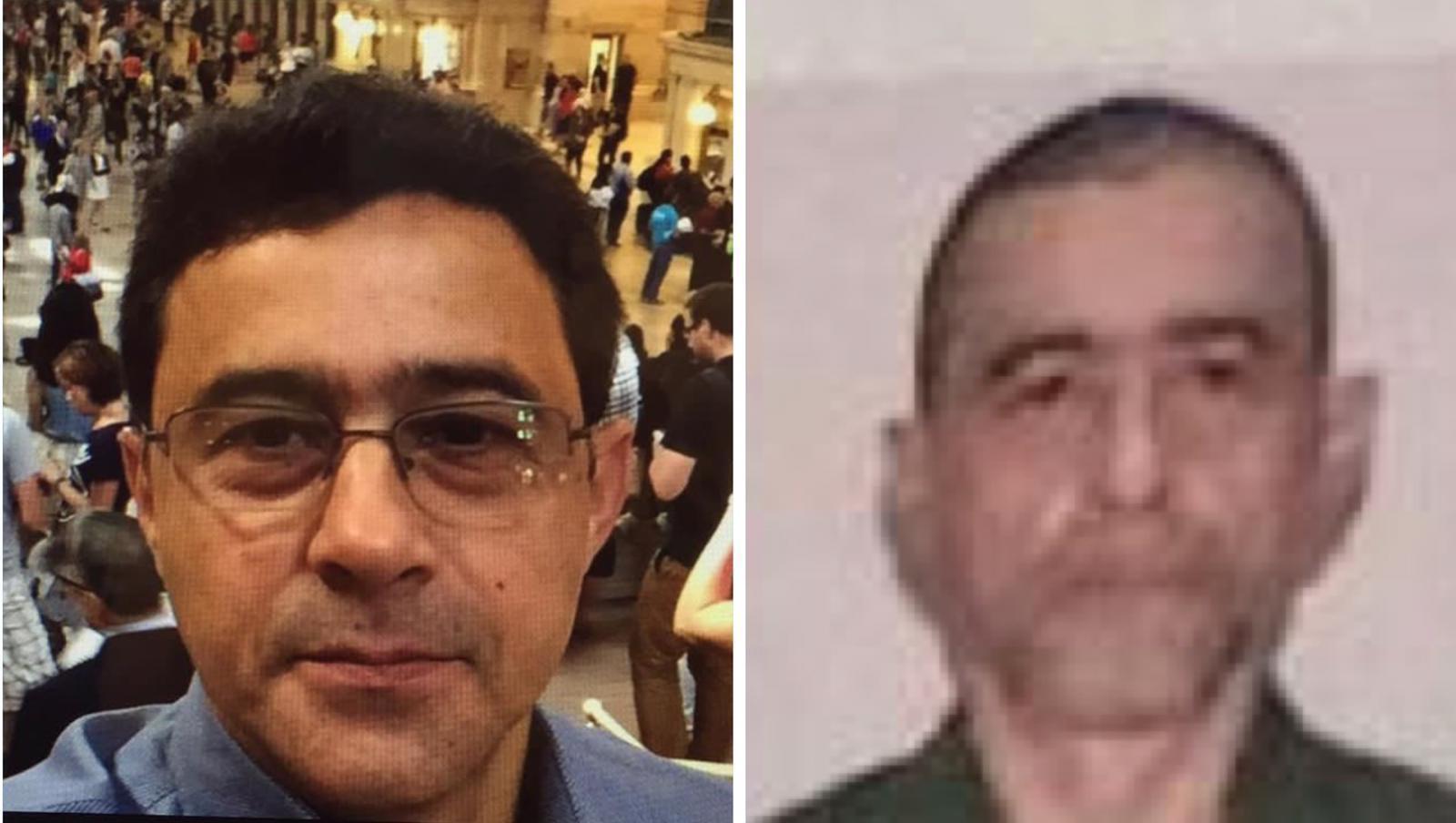 Gustavo Cardenas, ancien responsable des affaires publiques chez Citgo, est décrit avant et après son arrestation.