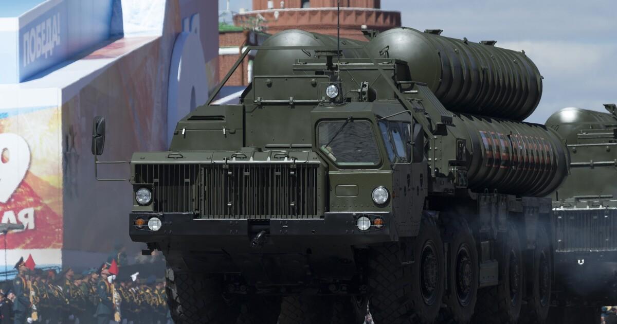 Sanction Erdogan for being Putin's useful S-400 idiot