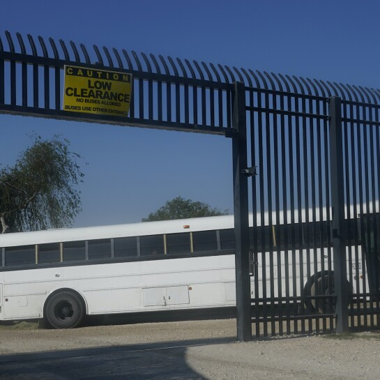 Border Migrant Camp