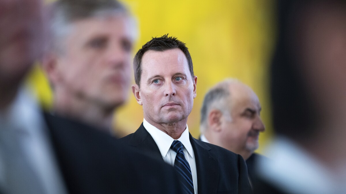 Richard Grenell is right: We should punish Germany's dereliction of duty on defense spending