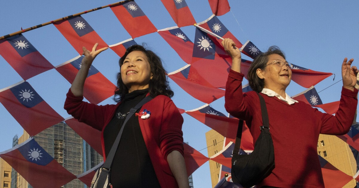 As China takes over Hong Kong, don't forget to protect Taiwan