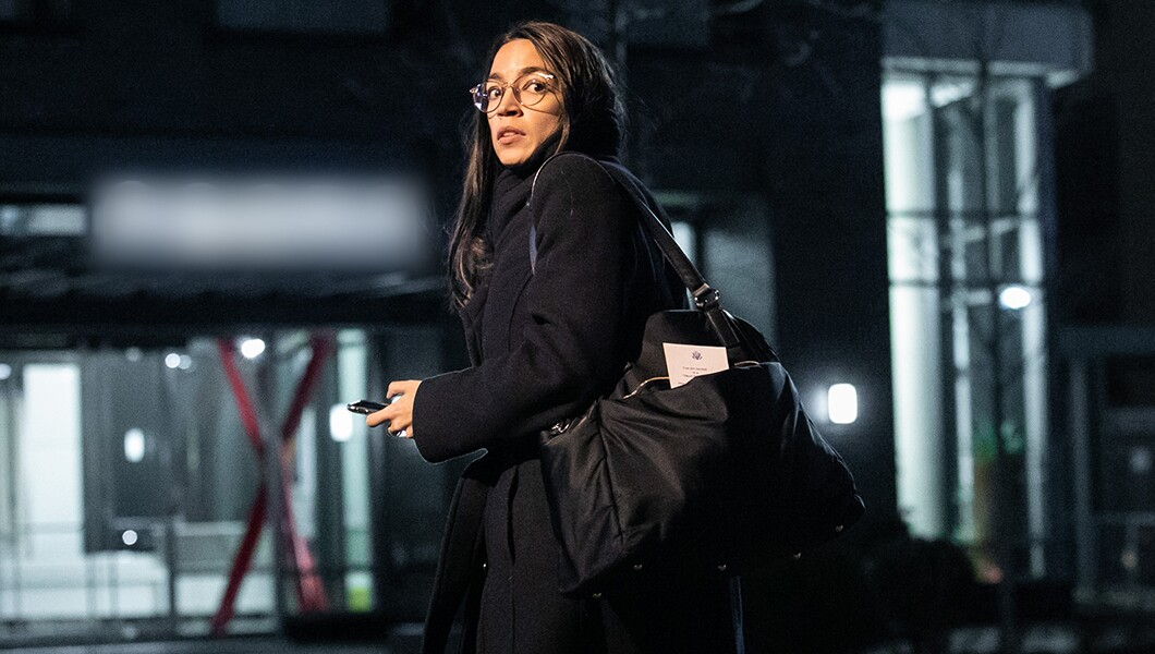 Poor people not allowed in AOC's luxury apartment complex