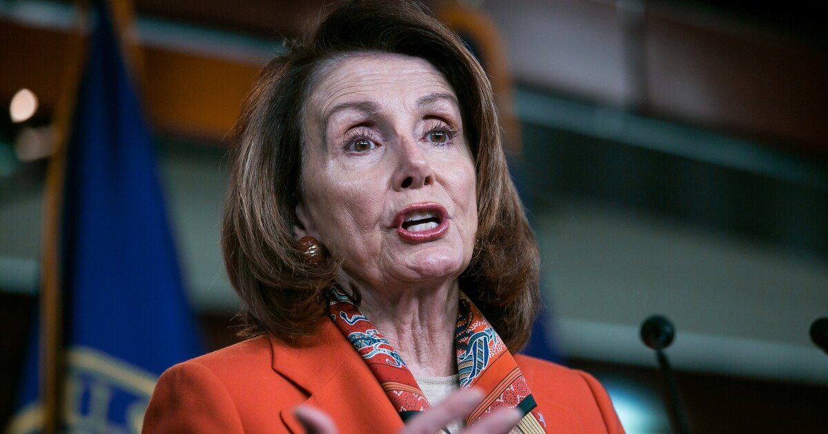 """Pelosi: Public """"overwhelmingly"""" wants to see Trump's tax returns"""