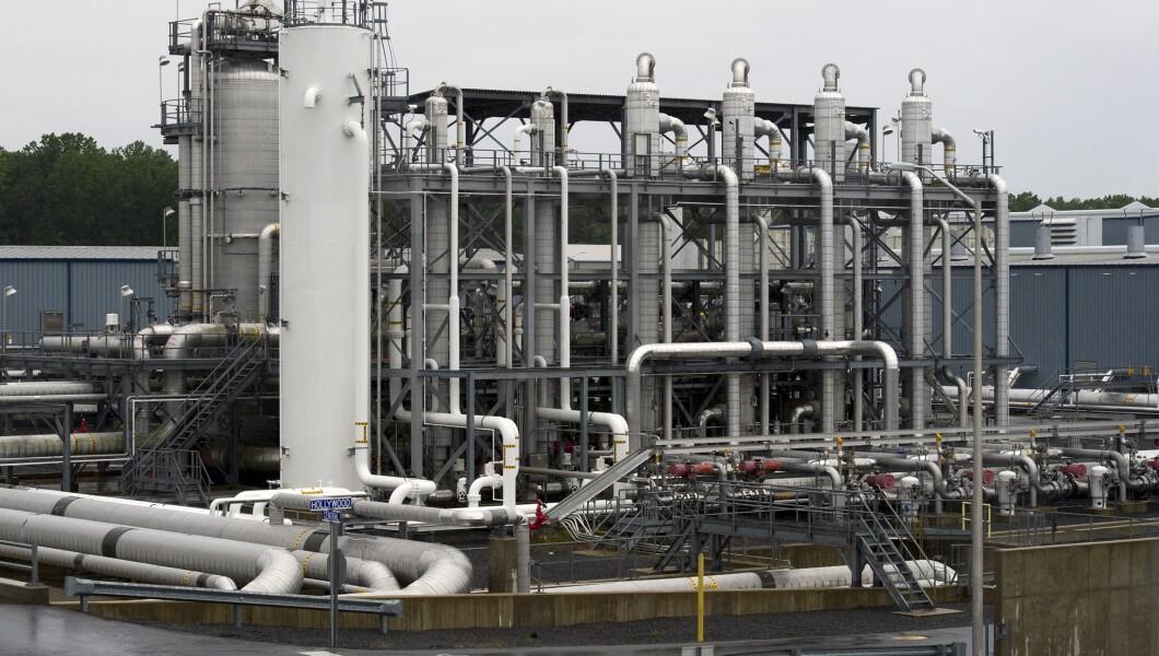 Chesapeake Bay LNG Exports