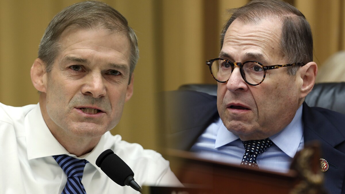 'Too busy trying to impeach': Jim Jordan blasts Nadler for not calling DOJ inspector general to testify