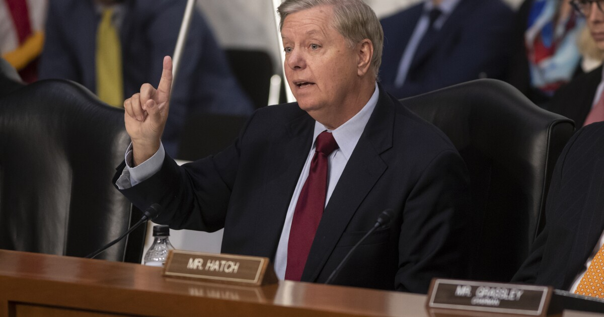 Lindsey Graham: NYT published anonymous op-ed because the Russia probe is falling apart