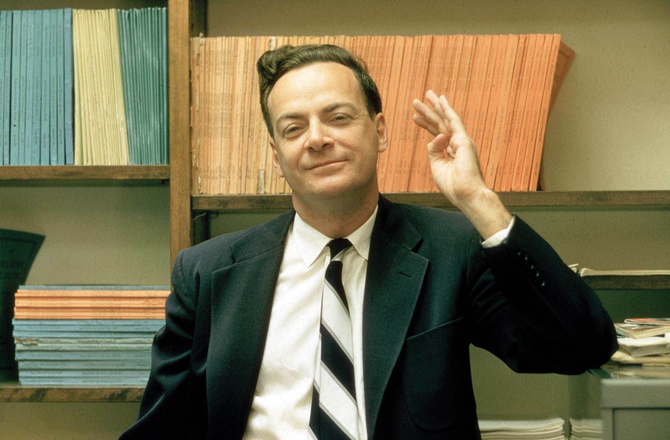 Feynman at 100