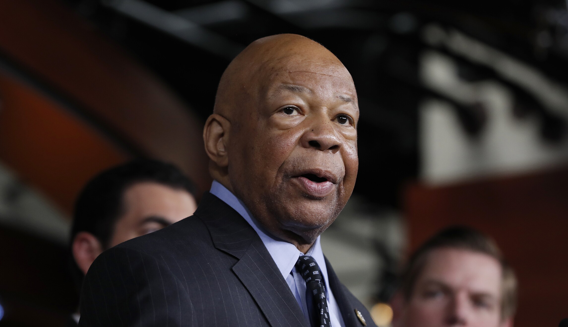 Elijah Cummings absent from Co...