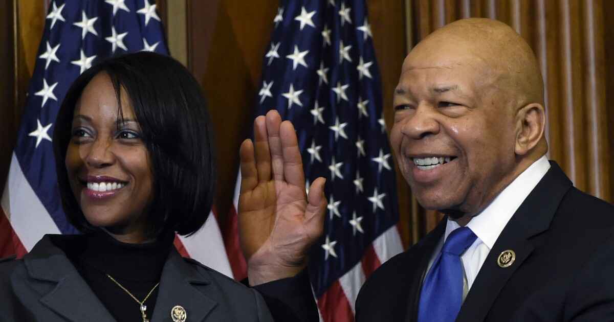 Top Democrat Elijah Cummings' wife may have gained 'illegal private