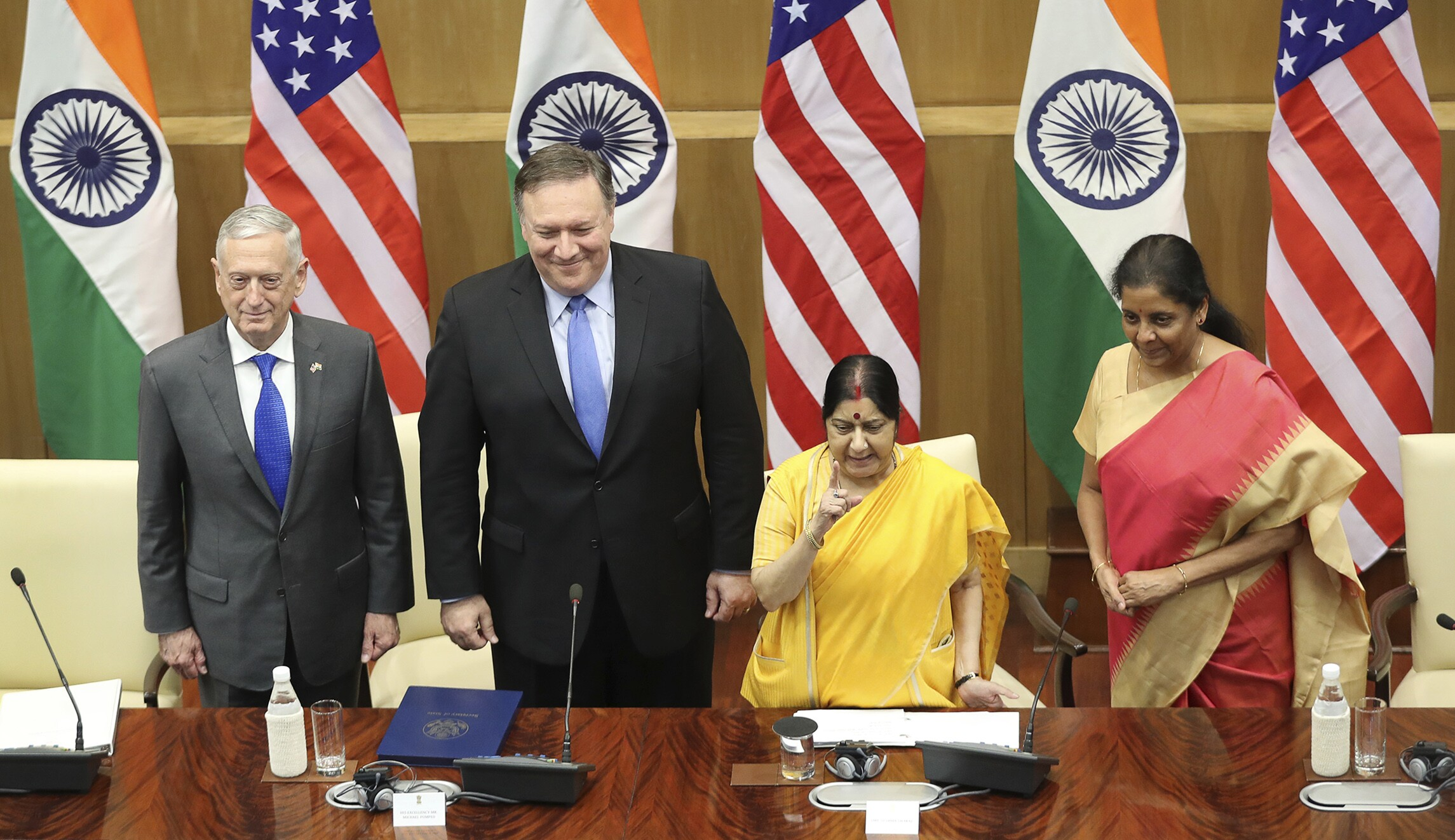 In India, the Trump administration just scored a big win for US grand strategy