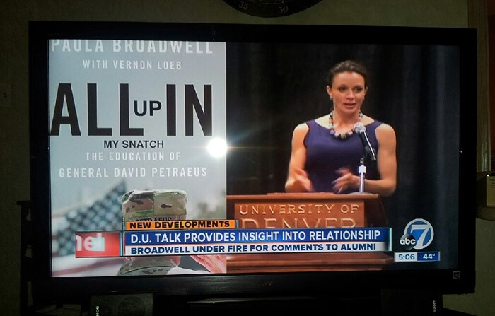 ABC Affiliate Ran Phony Cover Of Broadwell Book