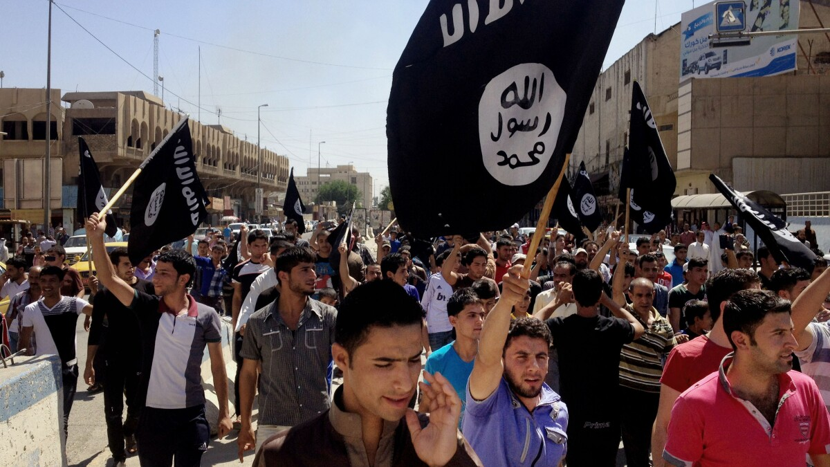 State Department: ISIS scaring Taliban into peace talks with US