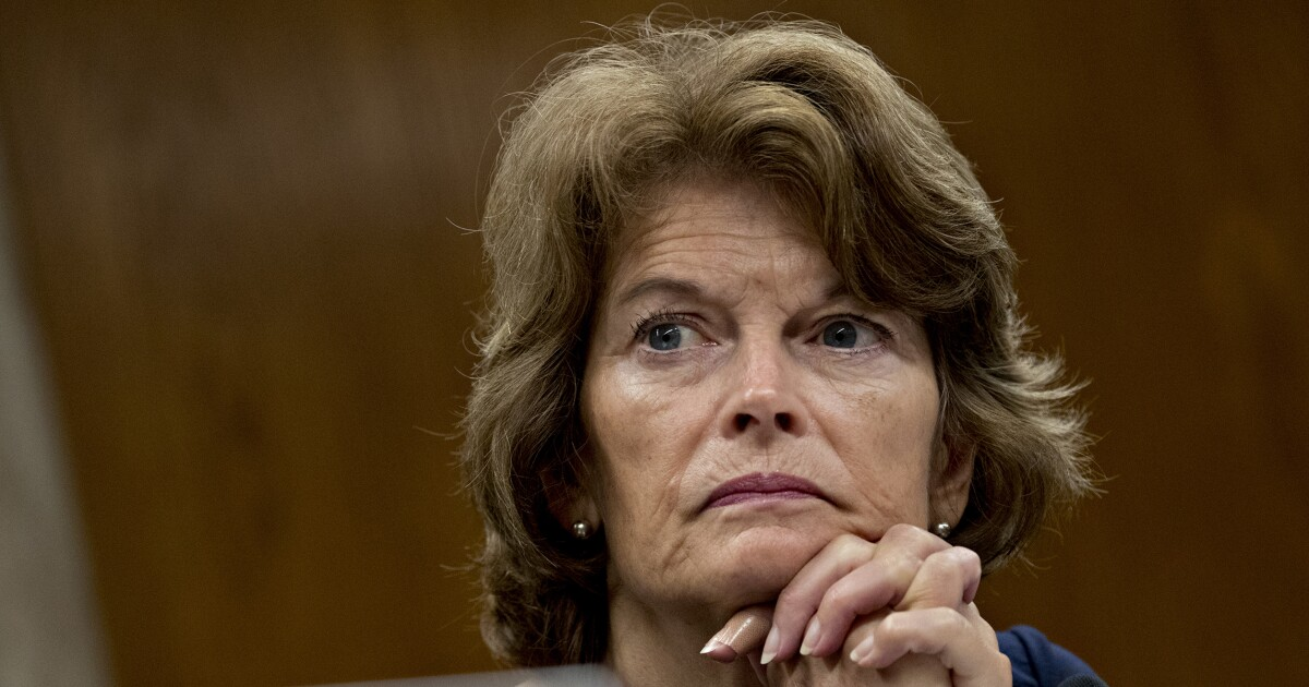 Trump says he's going to campaign against 'disloyal' Murkowski