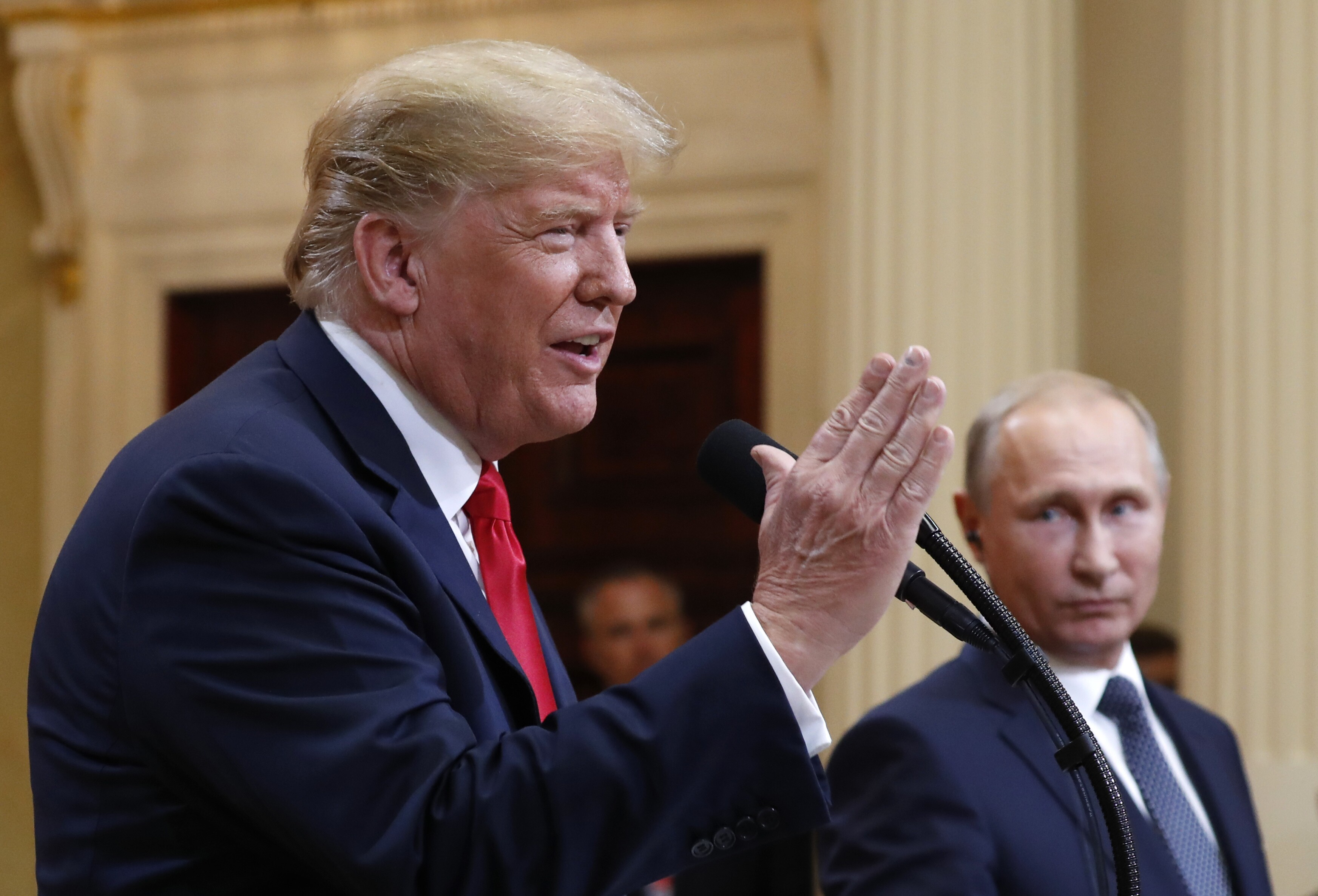 Weekly Trump Report Card Bad To Worse Putin To Playboy F