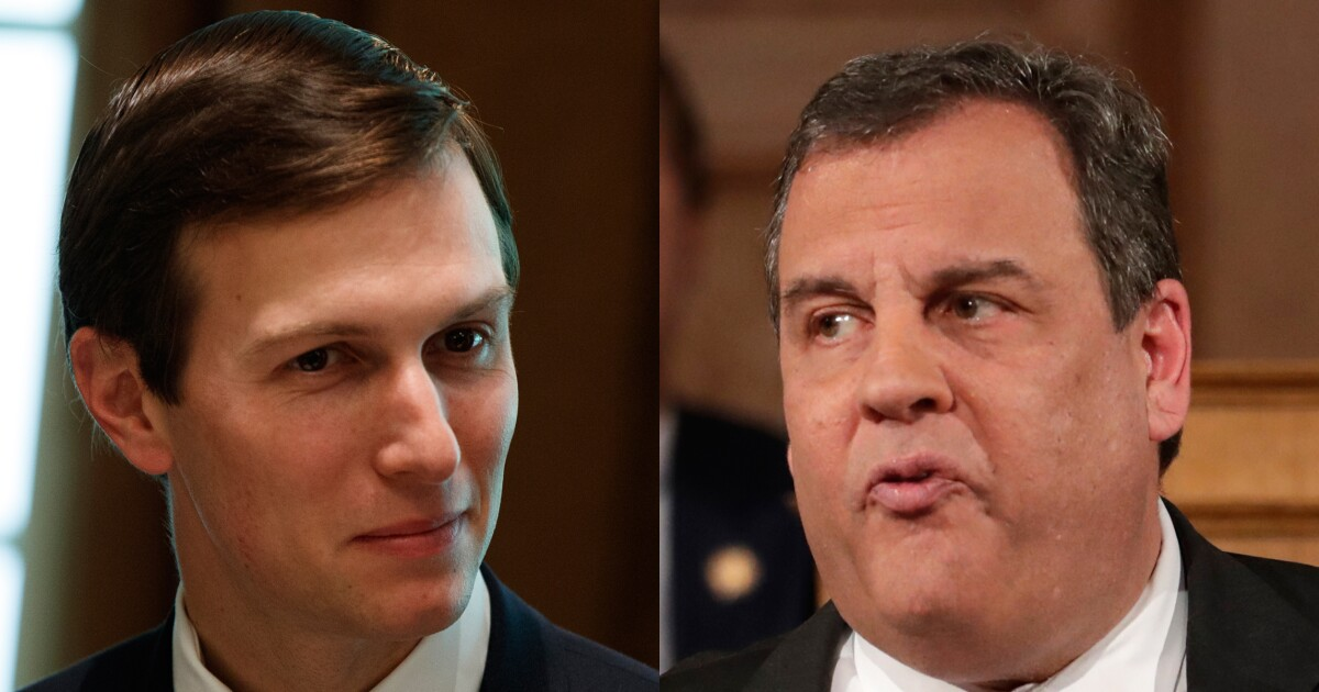 Chris Christie: Jared Kushner carried out a political 'hit job' against me